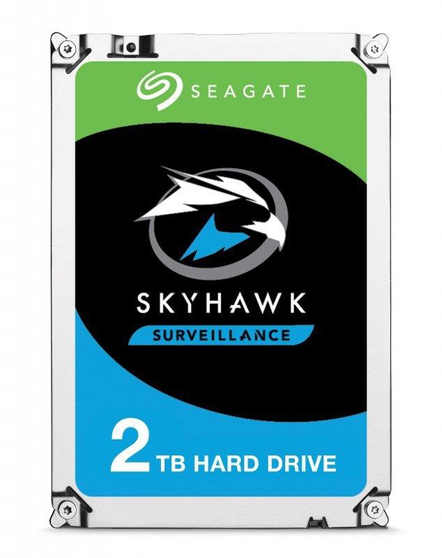"""Dysk HDD Seagate SkyHawk ST2000VX008 (2 TB ; 3.5""""; 64 MB; 5900 obr/min)"""