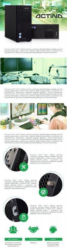 Tusz Activejet AC-581BRX (zamiennik Canon CLI-581XL; Premium; 10.5 ml; czarny)