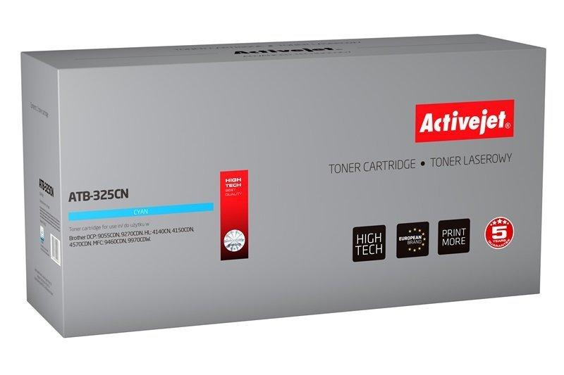 Toner Activejet ATB-325CN (zamiennik Brother TN-325C; Supreme; 3500 stron; niebieski)