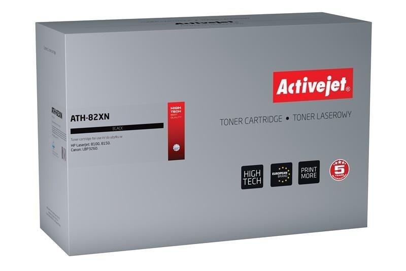 Toner Activejet ATH-82XN (zamiennik HP 82X C4182X; Premium; 20000 stron; czarny)
