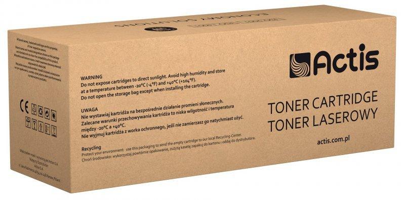 Toner ACTIS TH-400X (zamiennik HP 507X CE400X; Supreme; 11000 stron; czarny)
