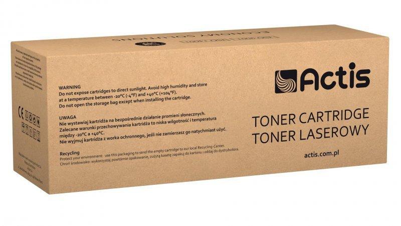 Toner ACTIS TO-610CX (zamiennik OKI 44315307; Standard; 6000 stron; niebieski)