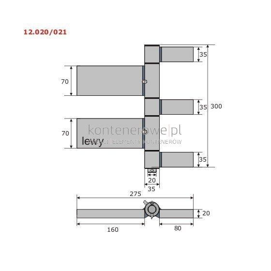12.020-021-zawias-kontenera-prawy