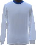 koszulka marynarska typu t-shirt długi rękaw