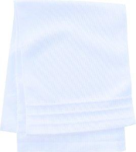 szalik letni koloru białego wzór 537/MON