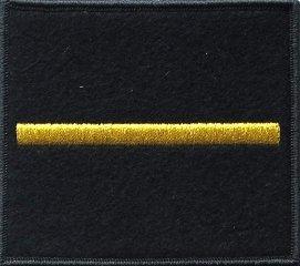 oznaka stopnia do kurtki lub swetra MW starszy marynarz