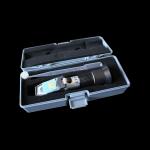 Refraktometr ATC do miodu z podświetleniem LED