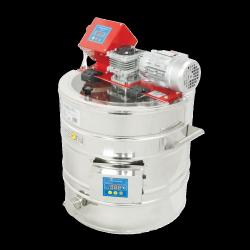 Urządzenie do kremowania miodu 70 L (400V) z płaszczem grzewczym (na dekrystalizatorze), ze sterownikiem automatycznym