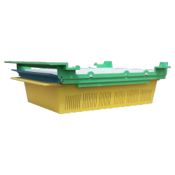 Poławiacz pyłku poddennicowy zewnętrzny