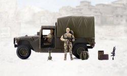 Pojazd Humvee® - 77023D