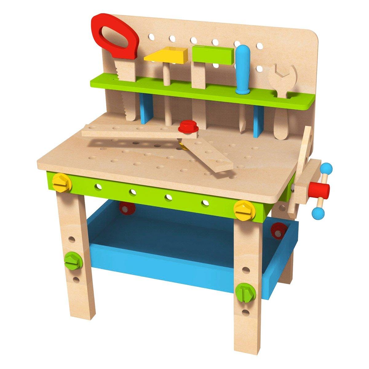 Złota rączka - warsztat, zestaw narzędziowy dla chłopców