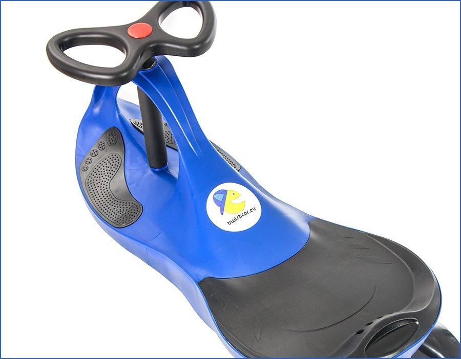 Pojazd dziecięcy TwistCar niebieski