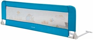 Barierka Ochronna do Łóżka - bramka BED RAIL - kolor niebieski