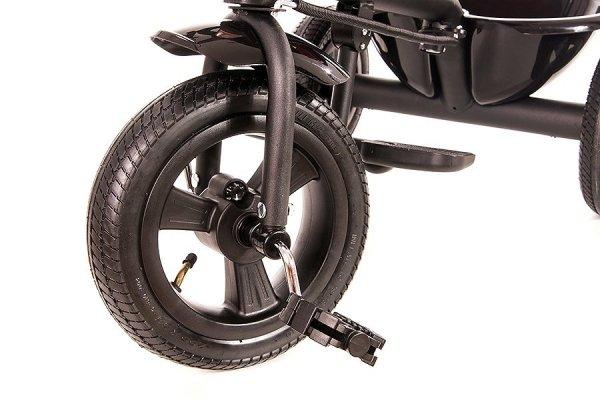 Rowerek trójkołowy Tobi Venture zielony