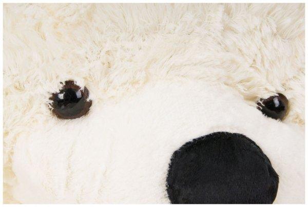 Miś pluszowy GIGANT 140 cm - kremowy