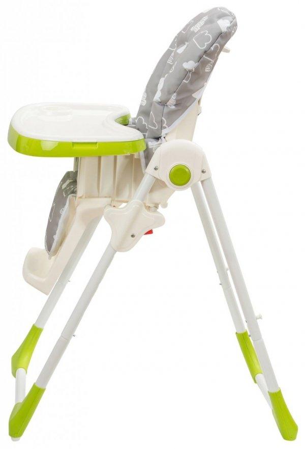 Krzesełko do karmienia w Chmurki
