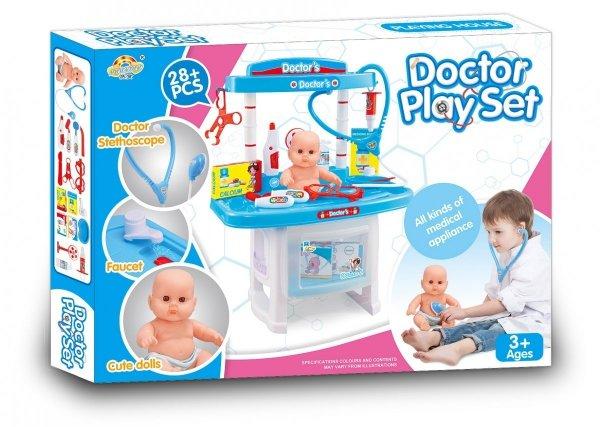 Zestaw dla dzieci Mały Doktor - Lekarz