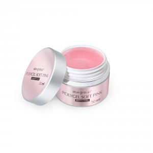 SOFT PINK POLYGEL Aba Group 50ml - kryjący akrylo-żel
