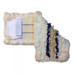 Mop trójskładnikowy DUO kieszeń+klips 40cm