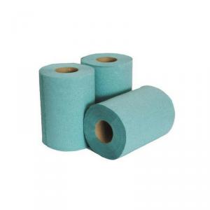 Ręcznik Makulatura MINI zielony 65m 1W 12 szt