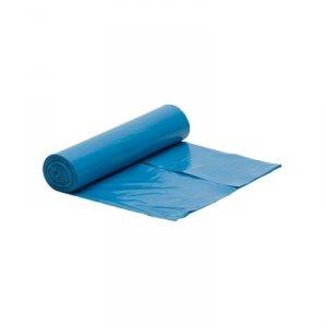 Worek niebieski na śmieci PREMIUM LDPE 35 L/rolka 50 szt