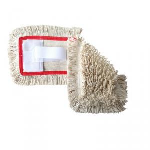 Mop bawełniany kieszeniowy z tasiemką 40cm