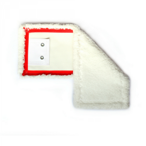 Mop mikrofaza klips z oczkami 50cm