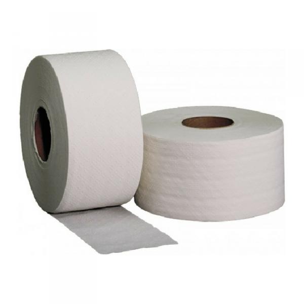 Papier Jumbo Makulatura  szary 130m 1 warstwa 12 szt