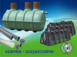 Przydomowa oczyszczalnia ścieków 3000L T 6G