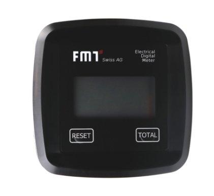 Przepływomierz rotorowy cyfrowy FMT