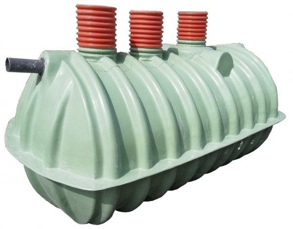 Osadnik gnilny (separator) 6000L T