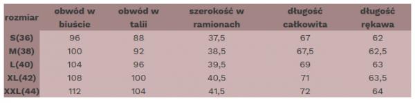 Bluzka - róż/kropki - B82