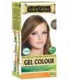 Indus Valley Żelowa farba do włosów - Średni Blond 7.0 120 ml