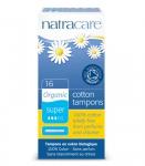 Natracare Tampony higieniczne z aplikatorem super 16 szt
