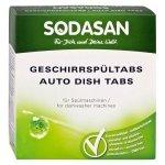 Sodasan Tabletki ekologiczne do mycia w zmywarkach 25szt