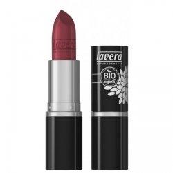 Lavera BEAUTIFUL LIPS szminka do ust 04 głęboka czerwień