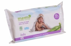 Masmi Wilgotne chusteczki oczyszczające dla dzieci