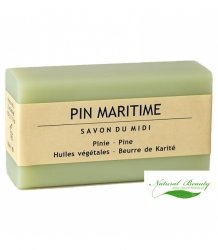 SAVON DU MIDI Prowansalskie mydło z masłem karité PIN MARITIME/sosna