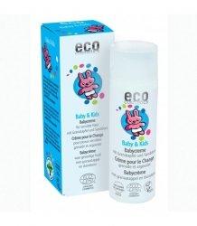 Eco Cosmetics Krem przecieodparzeniom dla dzieci i niemowląt 50 ml.