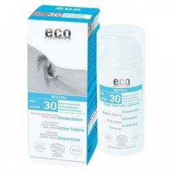 eco cosmetics emulsja na słońce faktor SPF 30 NEUTRAL