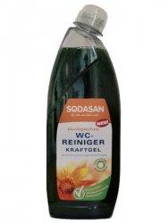 Sodasan Żel do czyszczenia WC 750 ml.