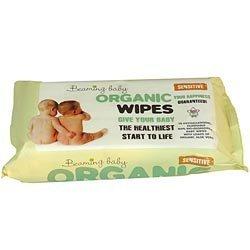 Beaming Baby Organiczne Chusteczki Nawilżane Baby Wipes