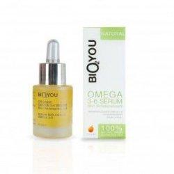 BIO2YOU serum Omega 3-6 z olejami z róży, awokado, makadamia, jojoba i rokitnika 15 ml