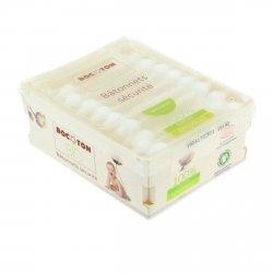 Bocoton Ekologiczne patyczki kosmetyczne  dla dzieci - 60szt