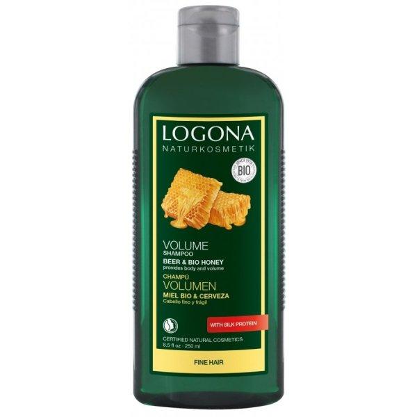 Logona Szampon piwno-miodowy 250 ml