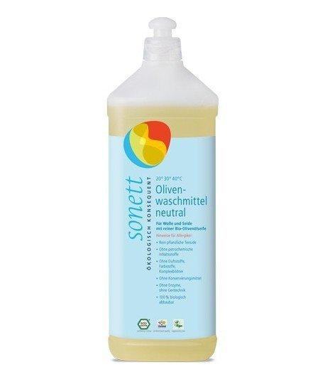 Sonett - Płyn do prania wełny i jedwabiu SENSITIV - 1 litr