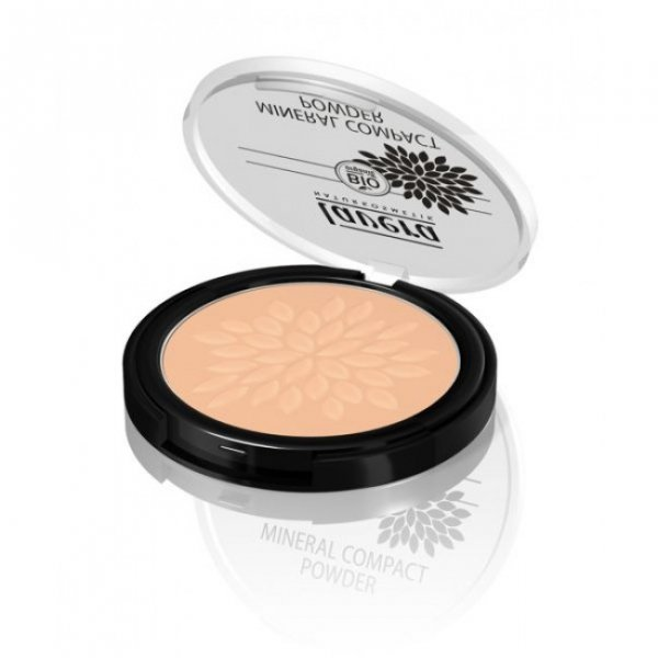 Lavera TREND SENSITIV Puder w kamieniu 03 HONEY