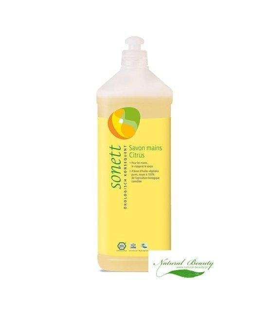 Sonett Mydło w płynie CYTRUS 1 litr
