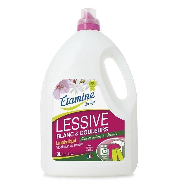 EDL Etamine Du Lys płyn do płukania tkanin kwiaty wiśni i jaśmin 3 l