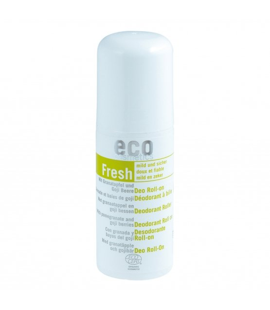 Eco cosmetics dezodorant w kulce 50 ml.